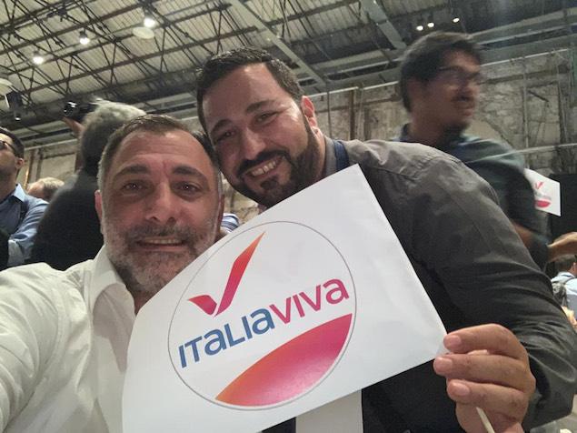 Bressi e Caracciolo - Italia Viva