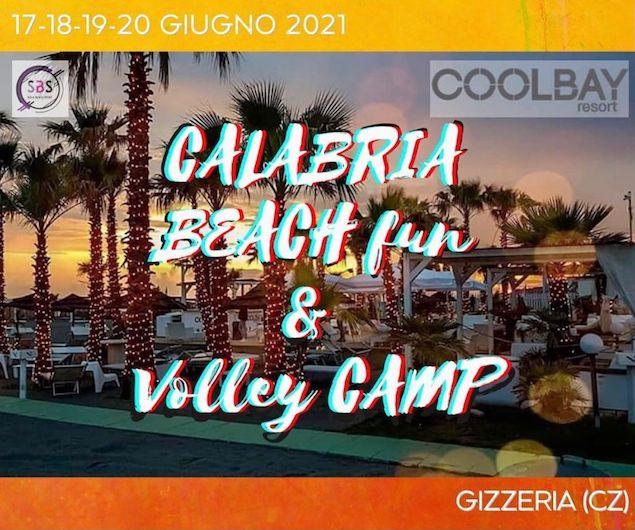 Al Coolbay il primo Camp di Beach Volley Made in Calabria