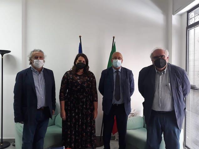 L'on. Danila Nesci incontra delegazione coordinamento Patti Territoriali Calabresi