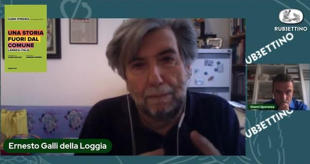 """Conversazione di Ernesto Galli della Loggia su """"Una storia fuori dal Comune"""""""