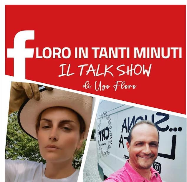 Floro in tanti minuti con Carla Sorrenti