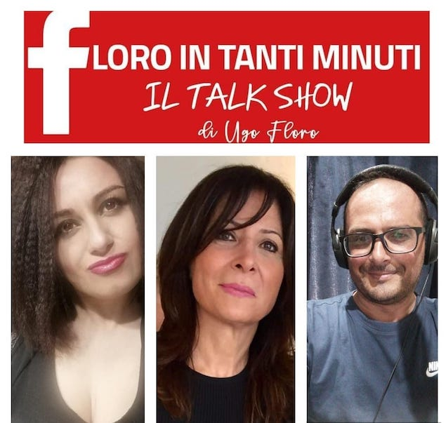 Floro in tanti minuti con Carmela Dromì e Angela Ippolito