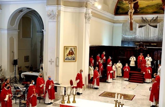 Iniziati festeggiamenti in onore dei Patroni Diocesi di Lamezia Terme