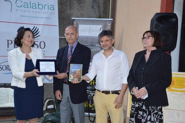 """Lamezia. Conclusa la seconda edizione del Premio Letterario """"Dario Galli"""""""