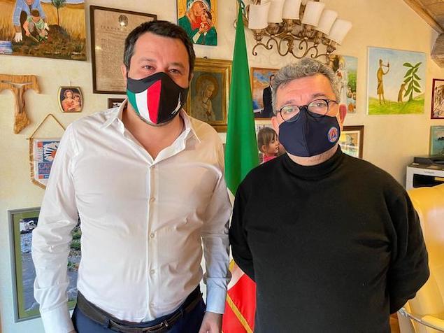 Calabria: Salvini vede SpirlÏ su piano vaccini e investimenti