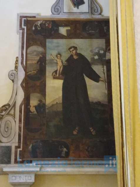 Sant'Antonio, Giacomo Antonio Stefanoni 1644