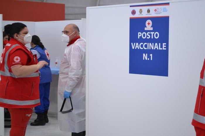 Centro vaccinale Catanzaro