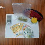 Amaroni (CZ). Due arresti per possesso di sostanze stupefacenti