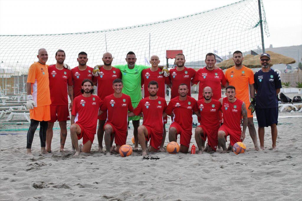 L'Asd Lamezia Beach Soccer si presenta a pubblico e tifosi