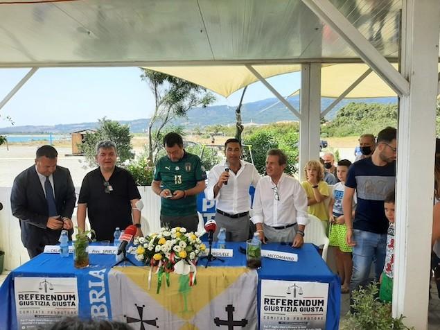 Calabria: Salvini, Lega forza trainante di rinnovamento e futuro