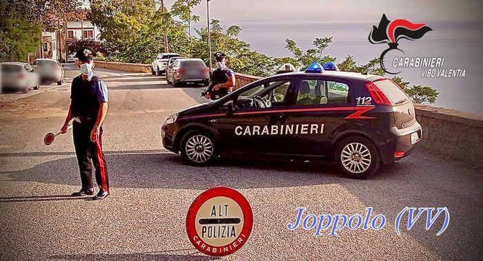 carabinieri joppolo