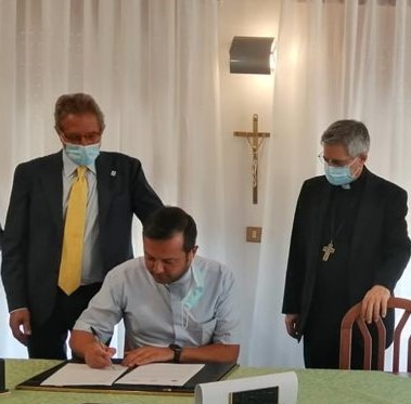 """Caritas Lamezia aderisce al progetto """"Inps per tutti"""""""