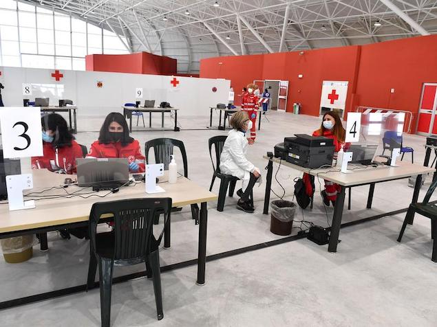 Croce Rossa Italiana Calabria attiva tre nuovi hub vaccinali