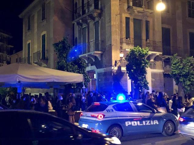 La movida dopo il lockdown a Cosenza