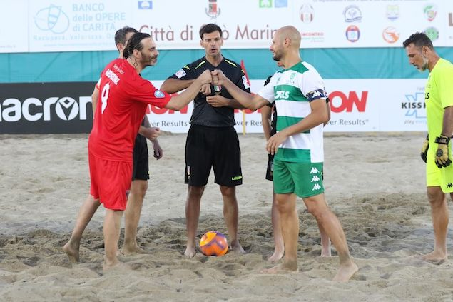 Lamezia Beach Soccer gioca bene per due tempi ma crolla nel finale