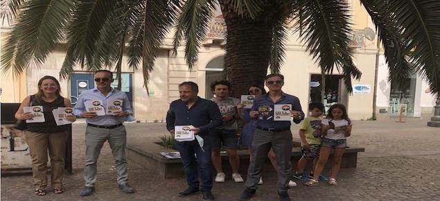 Lamezia. Fratelli d'Italia scende in piazza per dire no al Ddl Zan