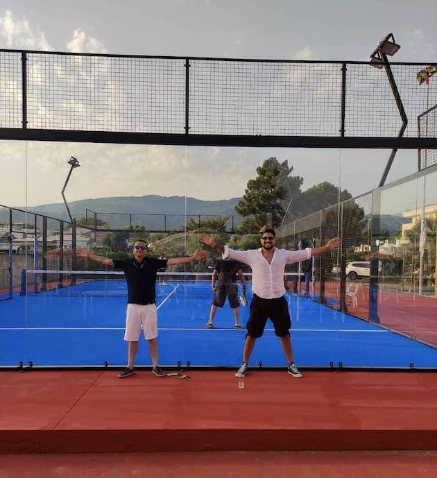 Lamezia. Inaugurato il circolo Padel Tennis alla Marinella