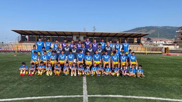 Polisportiva Lamezia: chiuso il sesto anno di Summer Camp Tactilab Luglio 2021