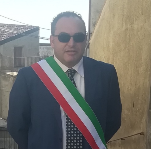 Acquaformosa foto sindaco Gennaro Capparelli