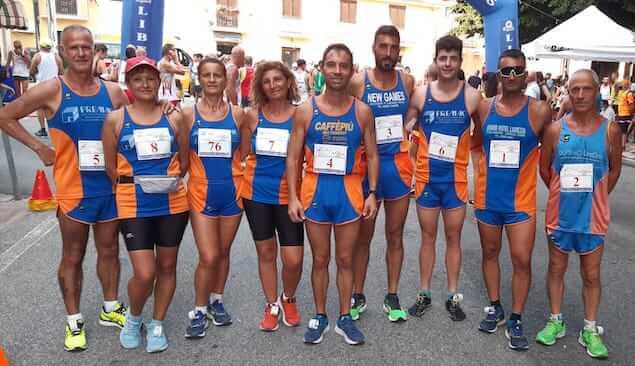 Atleti Libertas al 2 Trofeo dell'Istmo di Marcellinara