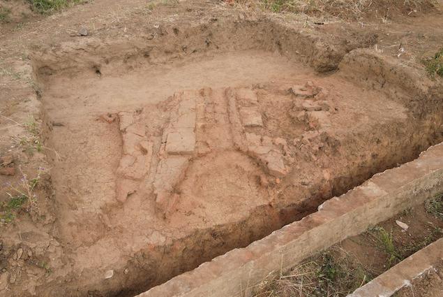 Archeologia: scoperta probabile strada del V secolo a.C.