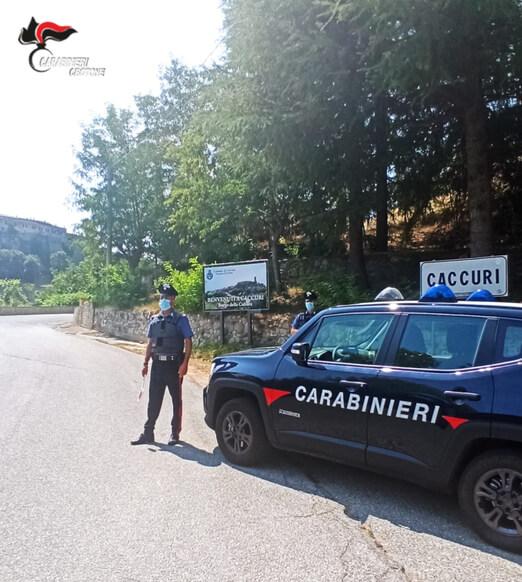 carabinieri caccuri