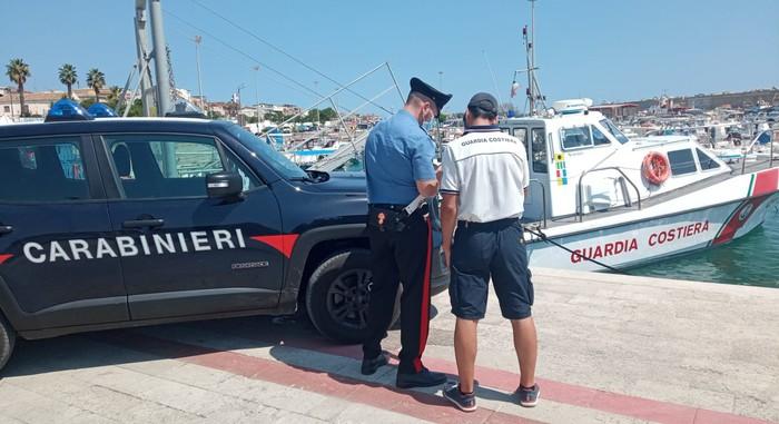 carabinieri guardia costiera