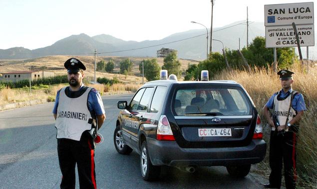 Carabinieri San Luca