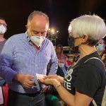Consegnate a Gratteri le chiavi della CasaPaese per demenze di Cicala