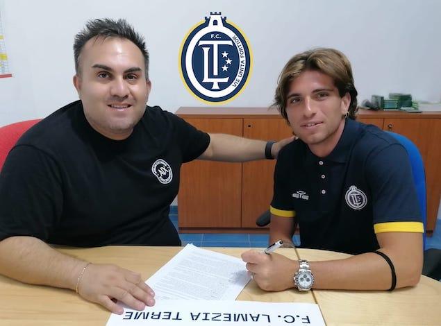 F.C. Lamezia Terme: acquistato il difensore Armando Tipaldi