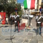 Lamezia. Grande commozione per l'inaugurazione della piazza a Gennaro Ventura