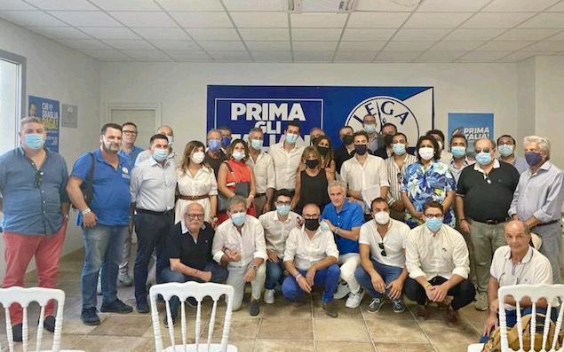 Lega Calabria: quattro lametini nominati nei dipartimenti regionali