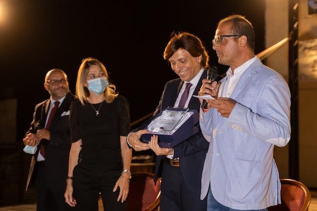 Lo stilista Anton Giulio Grande insignito del Premio Muricello