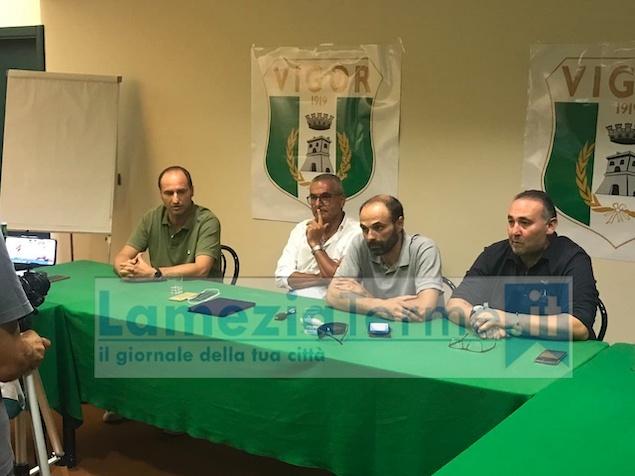 Vigor 1919: obiettivo campionato e Coppa Calabria