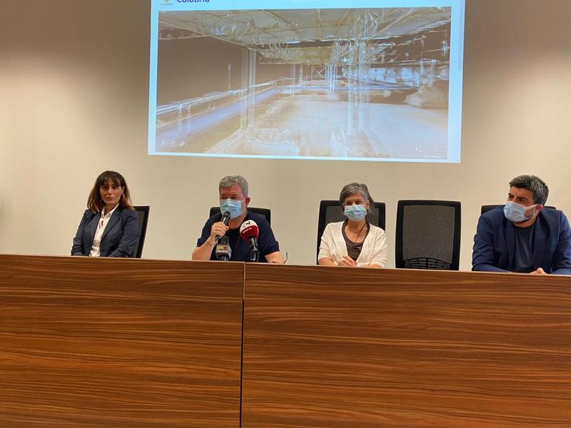 """Virtual tour Calabria"", Spirlì: «Tesori da presentare al mondo»"