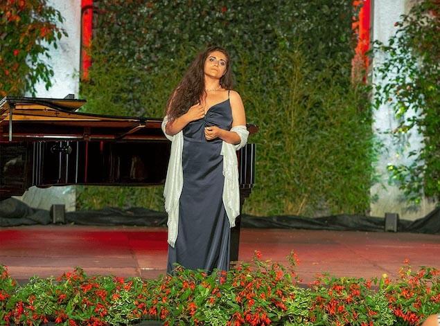 Ester Ferraro_vince il concorso internazionale di musica sacra a Roma