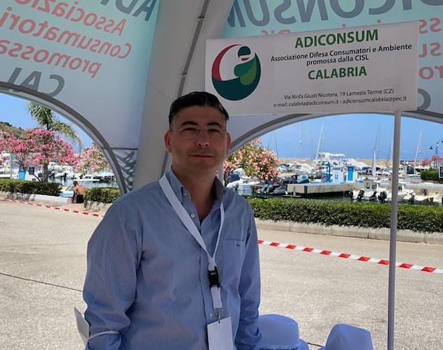 Michele Gigliotti Presidente Adiconsum Calabria