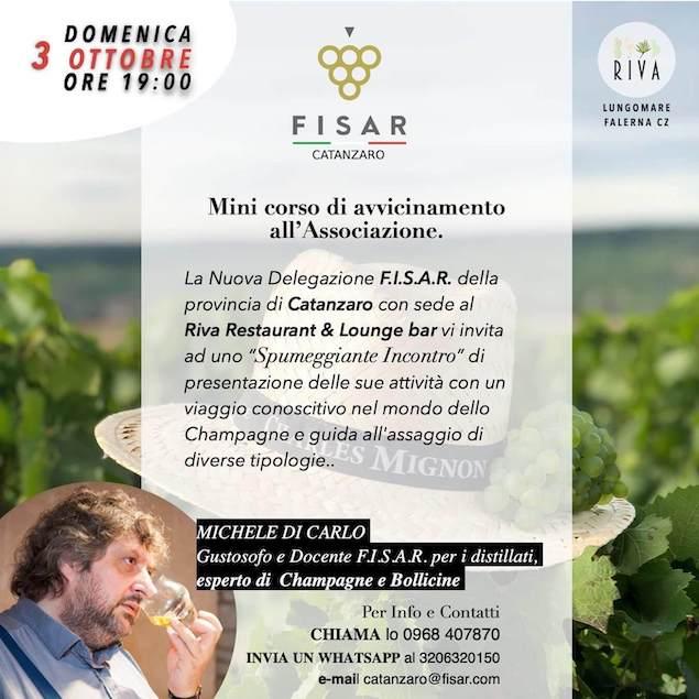 Alla scoperta dello Champagne: un viaggio conoscitivo targato Fisar
