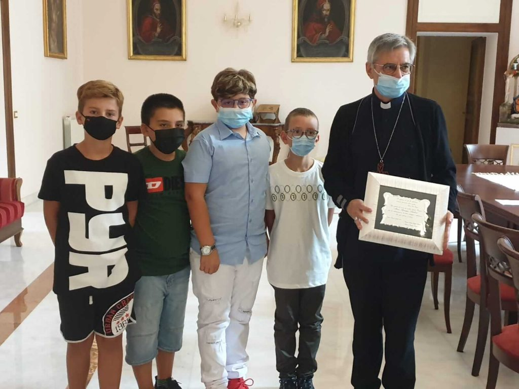 Anniversario scomparsa don Pino Puglisi: il ricordo di 4 bambini lametini