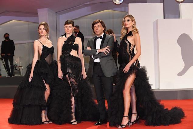 Anton Giulio Grande protagonista al festival del cinema di Venezia