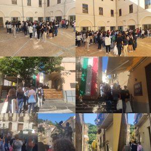 """Conclusa la settimana dell'accoglienza al Liceo Classico-Artistico """"F. Fiorentino"""""""