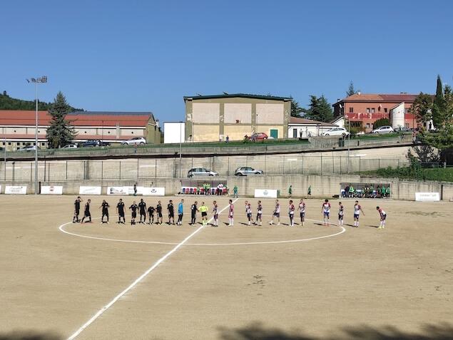 Coppa Calabria. Vigor 1919 corsara a Malito contro il Mangone