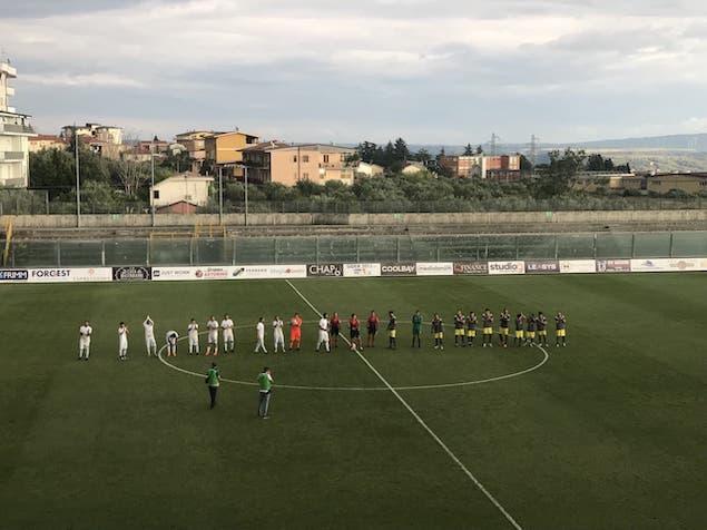 Coppa Italia: esordio amaro per l'F.C. Lamezia Terme con il Rende