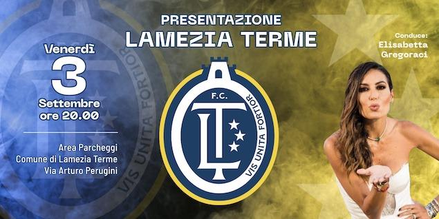 F.C. Lamezia Terme: cambio location per la presentazione ufficiale