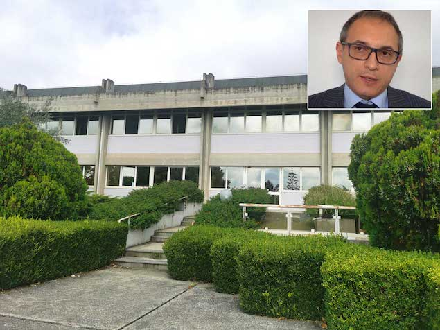 Ilario Lazzaro nominato Direttore Generale f.f. dell'Asp di Catanzaro
