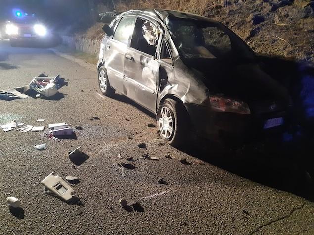 Incidenti stradali: donna di 41 anni morta a Tarsia