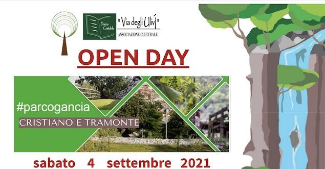 Lamezia. Open day attività culturali al parco Tramonte e Cristiano