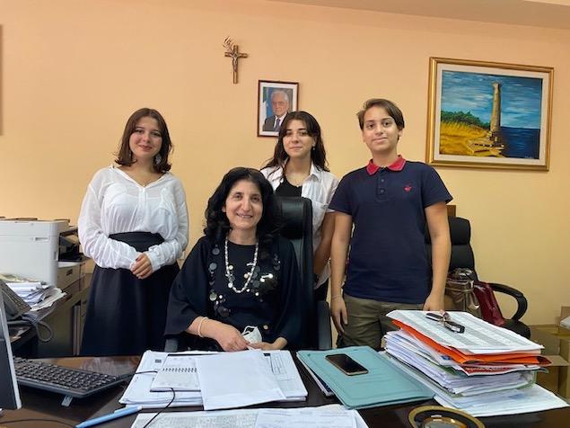 """Lamezia. Premio """"le citta' di Berto"""" per tre studenti del Liceo Galilei"""