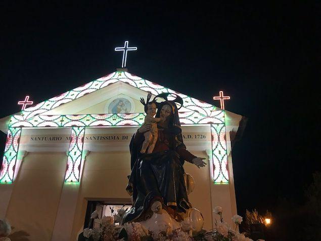 Madonna di Porto Salvo: omaggio musicale a conclusione della Festa