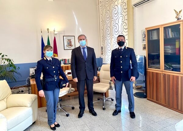 polizia-16-nuovi-agenti-questura-catanzaro-commissariato-lamezia